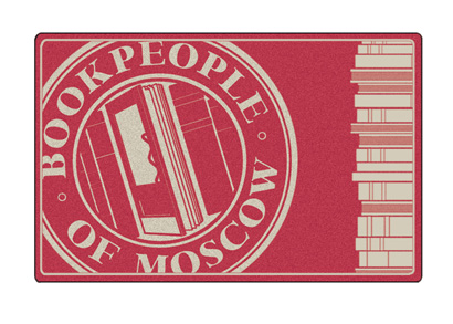 Book People of Moscow logo